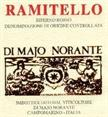 di Majo Norante Ramitello Rosso IGT